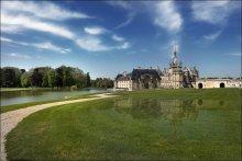Замок Шантийи.... / 60 км от Парижа