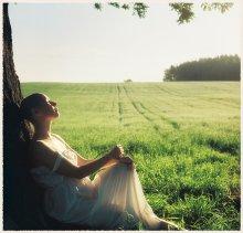 'relax' / с удовольствием поменялась бы с ней местами)