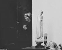 / в костёле Святой Терезы от Младенца Иисуса. г.п. Острино, 2012
