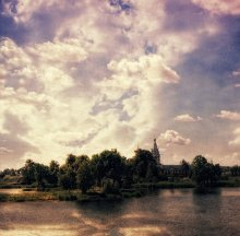 Монастырский остров / Ворсма 2011