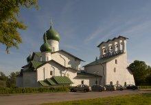 Псковская церковь / Церковь Богоявления с Запсковья (г. Псков)
