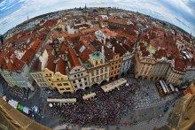 губит людей не пиво... / Прага, Старый город