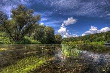 В полдень на реке! / :-)