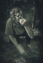 Портрет деревенского плотника... / Янек с Полонечки...  Из поездок сюда http://znyata.com/travel.html