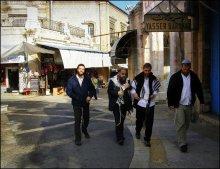 великолепная четвёрка / Иерусалим, Старый город