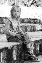 Скууууууучно.... / ... на детской площадке без подружек...