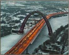 """Мост """"Живописный"""" / ............................"""