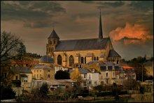 Церковь св. Родигонды / Пуатье, Франция