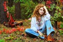 музыка сентября / на фото прекрасный человек и музыкант Екатерина Водоносова