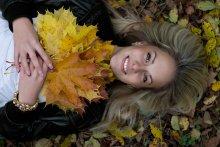 Осень может быть прекрасна / Кристина Отрывок из серии http://orczek.livejournal.com/15230.html
