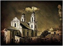 Храмы моего города... / Вильнюс. Костел Св. Екатерины.