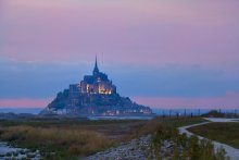 Сиреневый сон Saint-Michel / *****