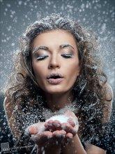 La Reina de las Nieves. / MUAH • Мария  Красковская • http://vk.com/club44473343 Hair style • Наталья Мательская • http://vk.com/id9261772 Nail style • Анна Черноокая • http://vk.com/id22888343  Модель • Алина