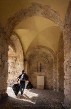 / Из путешествия по Израилю... На улицах Иерусалима