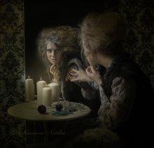 Где же суженный-ряженный? :) / Гадание на зеркале