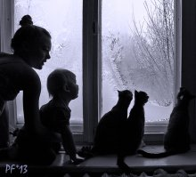 В ожидании деда Мороза / .............