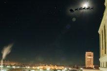 PF-2013 / Santa on the way