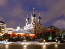 Храм Георгия Победоносца в Ендове / Москва
