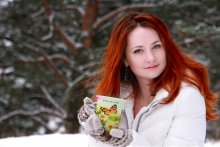Зимнее чаепитие / *****