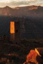 Башни Гоор. / Дагестан.