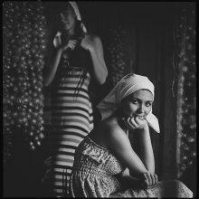 Без названия / портрет,сёстры
