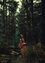 Без названия / photo: Boris Bushmin model: Marina Chujkova