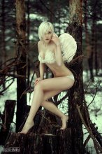 Forest angel / photo: Boris Bushmin