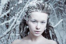 отмороженная Маша :D / холодная-холодная девочка)