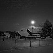 Восход луны / ******************