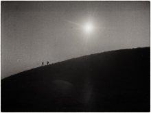 Двое / Снимочек из походного альбома. Кавказ. Свема, Агат-18.