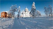 / Белогорский монастырь