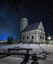 Спасо-Преображенская ночная / замковая церковь в Заславле