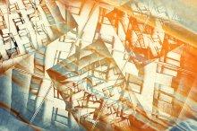 Рассказ Хренова о Кузнецкстрое и о ... / ... на рисовалось вот в голове :) Всех с ПятниццоЙ!!!  ЗЫ ...по мотивам В.Маяковского