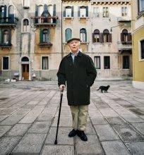 Портрет в Венеции / Зима, Венеция