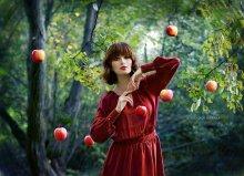 Яблочная магия / В мире не обойтись без волшебства...