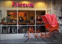 куросава / У тель-авивского суши-бара