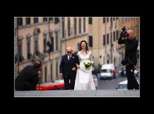 Молодые / Свадьба в Италии