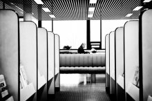 Читатель / Hämeenlinna, library