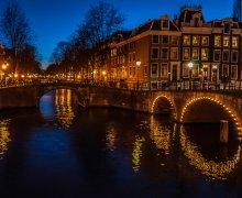 Вечерний Амстердам / ___