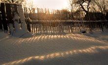 Солнцем преображенная / Морозным солнечным днем.