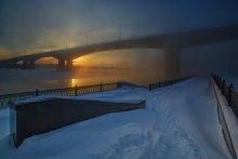 Без названия / Ярославль,набережная реки Волга.