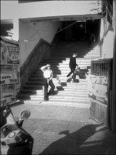 мальчики / Израиль. Из жизни жителей одного религиозного квартала