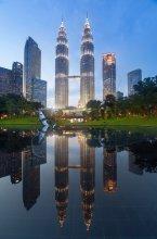 Без названия / Башни Petronas, Куала-Лумпур, Малайзия