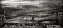 Сын ветров... (Тропами Крапивина..) / Работы сделаны из моих фотографий отснятых в разных местах и разное время... Сводилось в PS3..