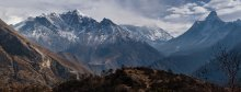everest point view / Nepal, 2013