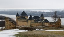 Украина / Хотинская фортеция