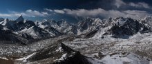 ледник Кхумбу / Непал, 2013