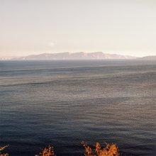 Джинсовая вода / Хорватия. полдень