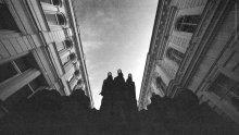 Vilnius / Кадр с поездки в Вильнюс. Шумная в тенях, т.к. ушел в недосвет Пленка + 14мм