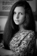 выпускница / портрет девушки